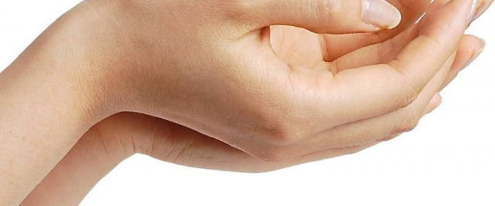PALMAR HYPERHIDROSIS, YOUR HANDS ARE SWEATING!